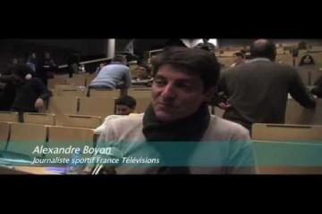 TV 4 US – Le JT : L'actualité de la HELHa.