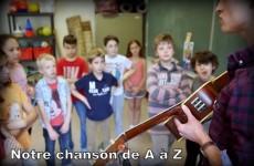 Notre chanson de A à Z